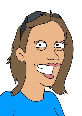 Family Guy Woman 3