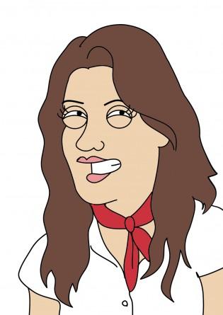 Family Guy Woman 2
