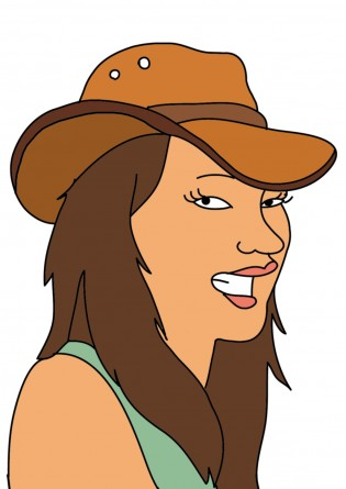 Family Guy Woman