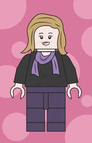 Lego avatar - Tara