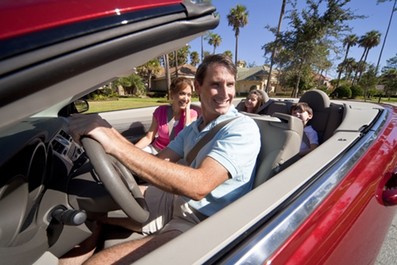 Renting a car for family holidays can be made more fun with these games.