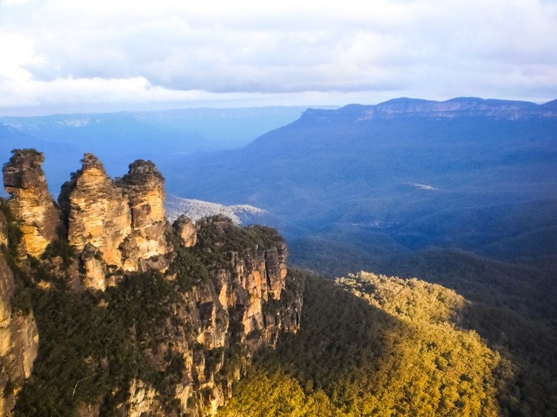 Set among the mesmerising Blue Mountains, this festival is delightful.