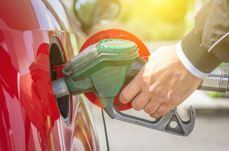 Filling up can make your road trip much less stressful.