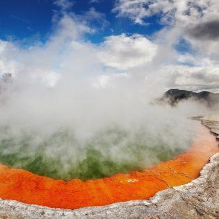 Rotorua: New Zealand's 'Sulphur City'