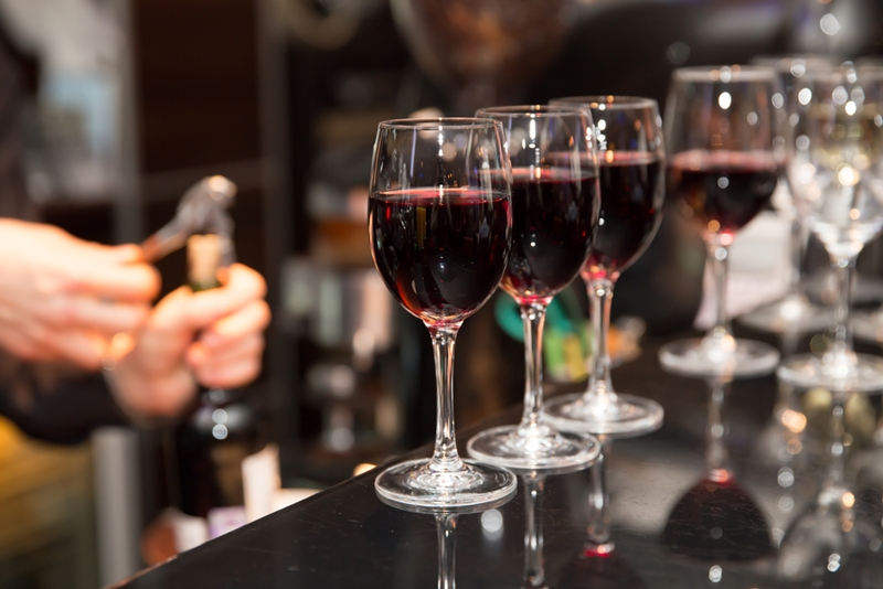 Enjoy the Hunter Valley's wine, but make sure to have a sober driver.