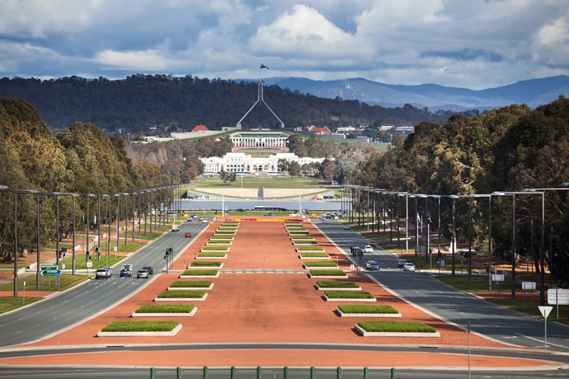 There's lots to do in Australia's capital city.