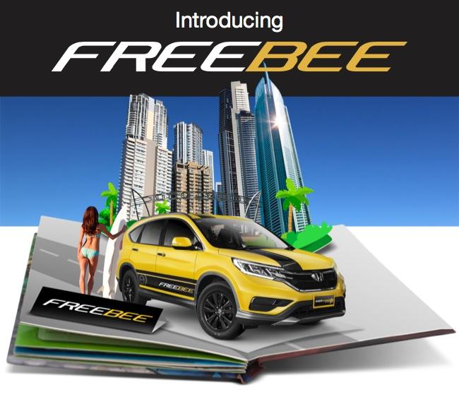 freebee - East Coast Car Rentals
