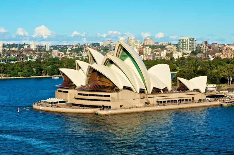 You have to visit Sydney no matter what movie inspired you to go!