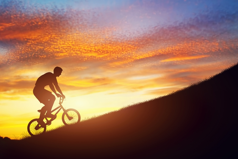 You're in for some beautiful rides when you bike through these destinations.
