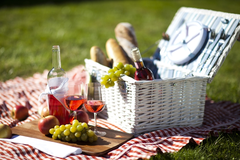 Your picnic basket is about to get a lot of use!