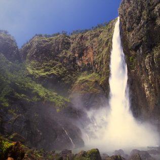 5 waterfalls worth chasing on Australia's east coast