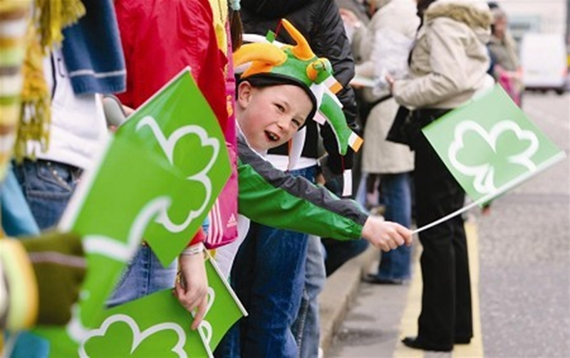 Get out your shamrocks and leprechaun hats - its time to start planning St Patrick's Day!