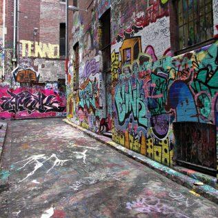 8 of Melbourne's best laneways