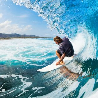 Australia's surfing sweet-spots suitable for beginners