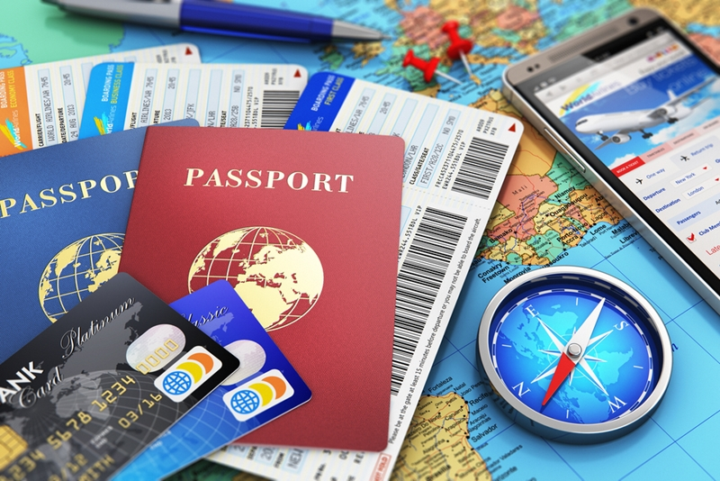 It can be costly to replace your passport or other essentials.