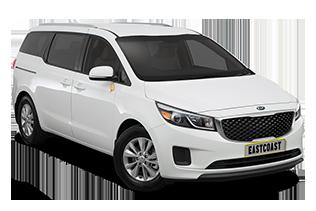 8 Seater Minivan