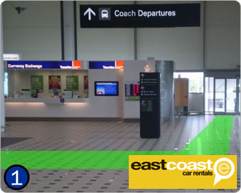 Brisbane International Airport Terminal Customer Pick Up Information 1