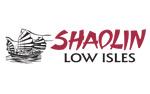 Shaolin Low Isles Port Douglas Logo