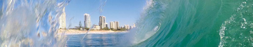 Gold Coast - Wave & Beach