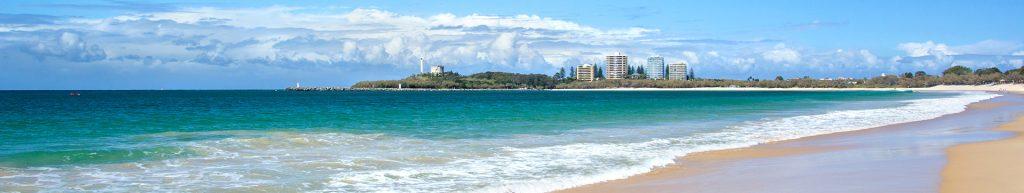 Sunshine Coast Beach & Sea