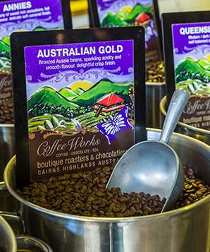 Coffee Works, Mareeba, Far North Queensland
