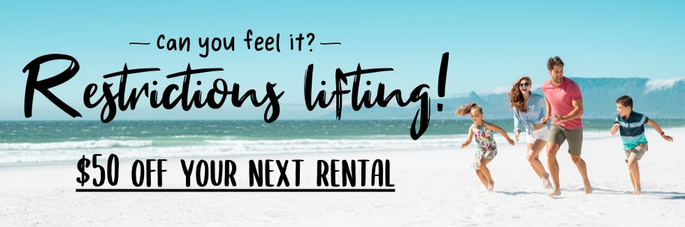$50 off next rental