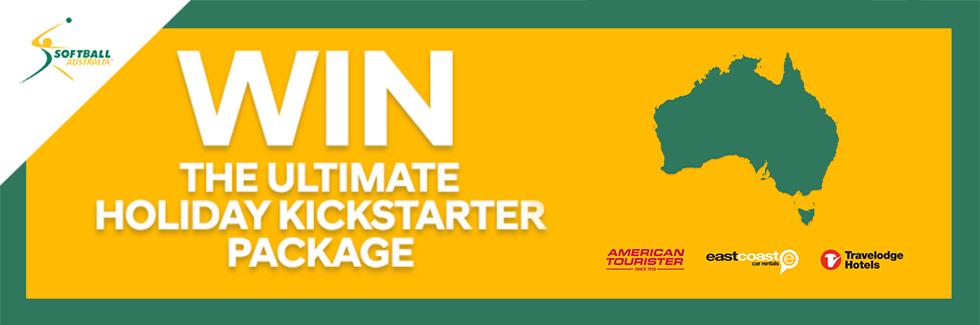 Softball Australia Ultimate Kickstarter Package