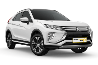 Intermediate SUV Mitsubishi Eclipse Cross 2018 2019