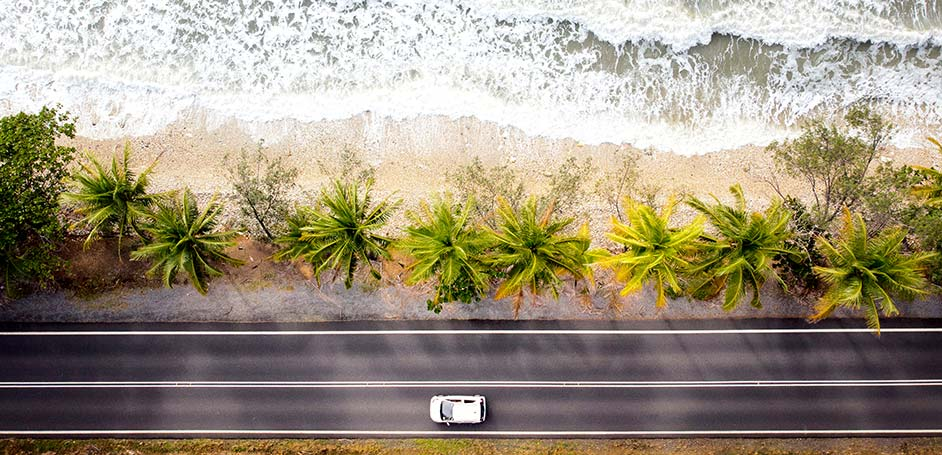 Cairns Coastal Road