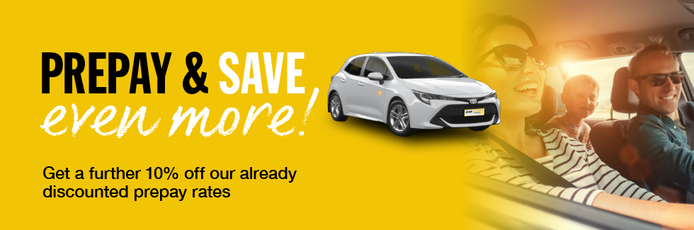 Prepay & Save Further 10% Off