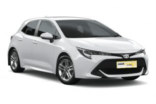Compact Car rental - Toyota Corolla Hatch